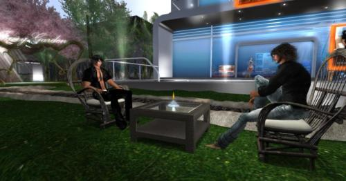 Outdoor lounge 005