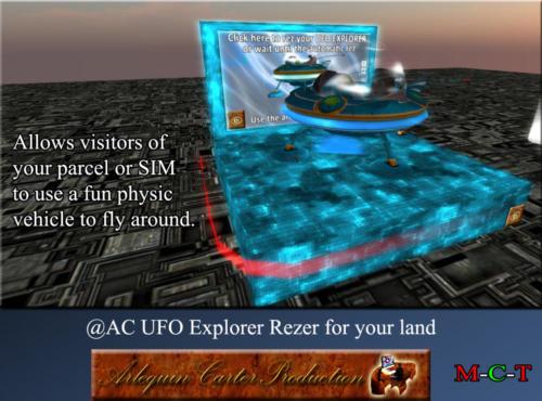 UFO-Explorer-Rezer