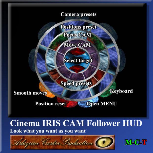 IRIS CAM Follower