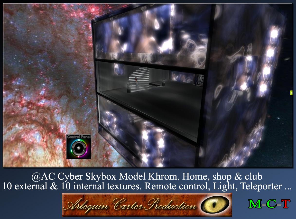 skybox khrôm
