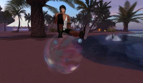 Bubble Sit 001