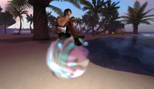 Bubble Sit 002