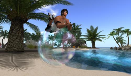 Bubble Sit 003