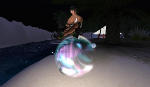Bubble Sit 006