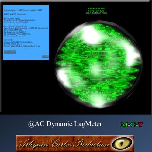 Dynamic-LagMeter