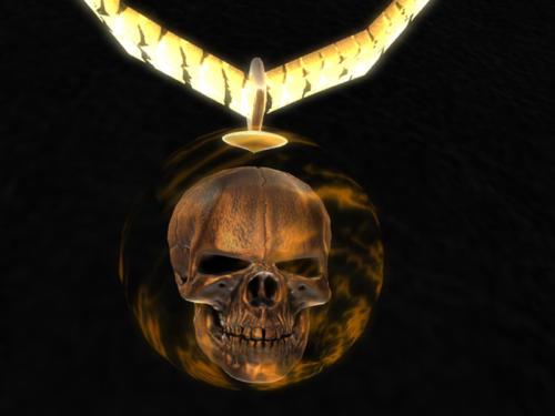 Skull-ghost-gold 000