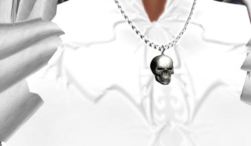 Skull-silver 001